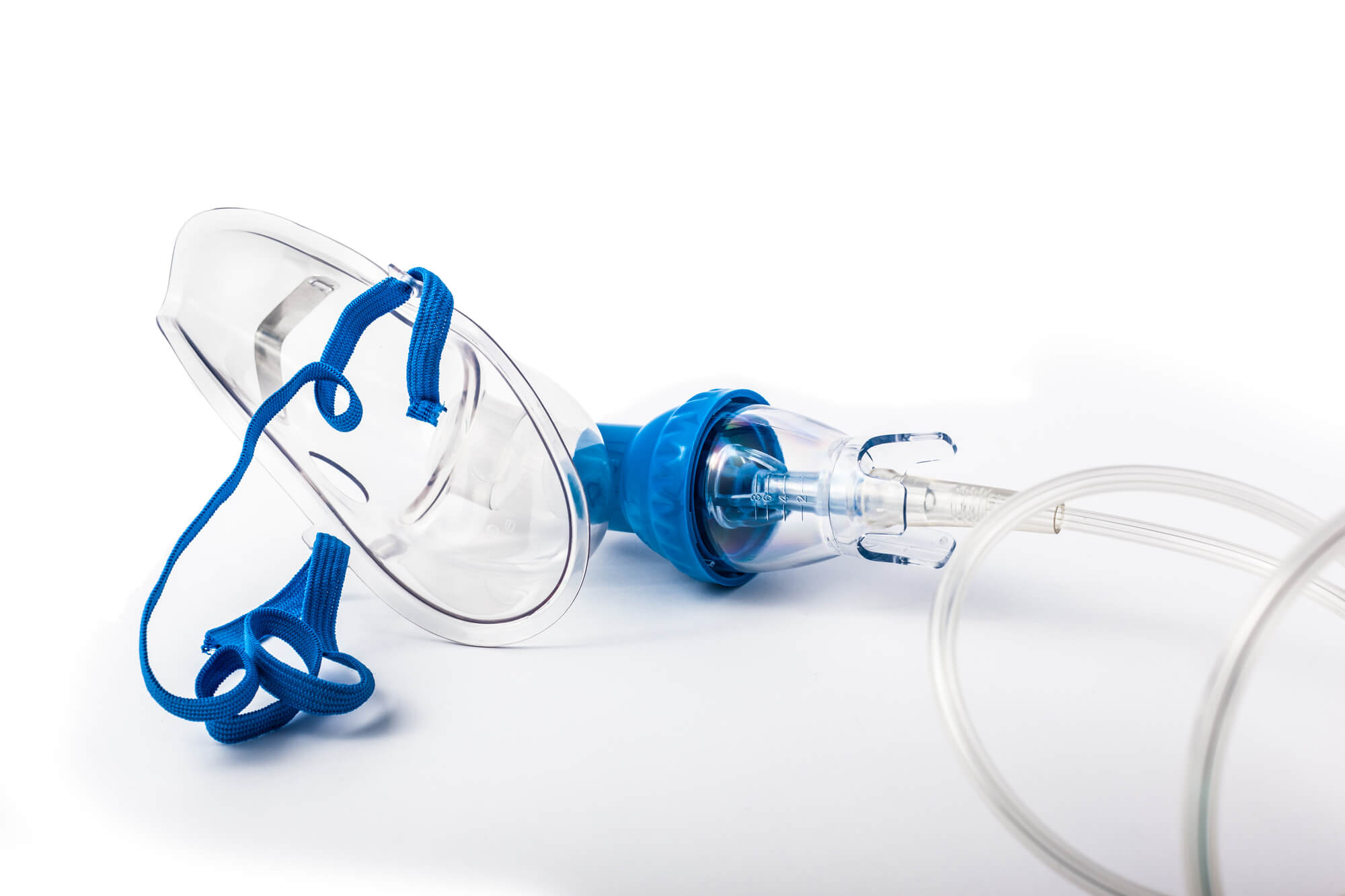 paraphernalia used by a nitrous oxide dentist in Naples